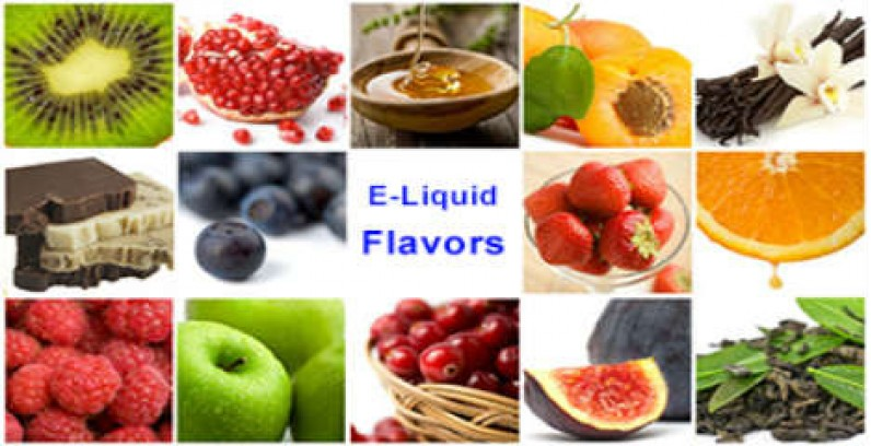 Are e juice flavouring food pairings the next big thing?