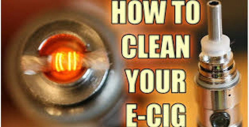 How to Spring Clean Your Vape