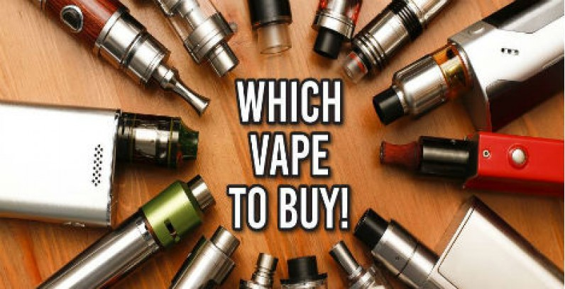 Which Vape is Best to Buy?