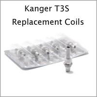Kanger T3s coils