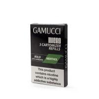 Gamucci Micro Cartomizer Menthol