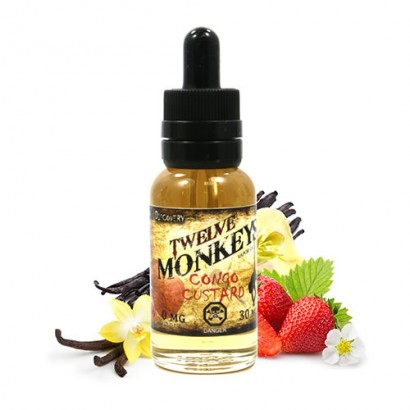 Twelve Monkeys Congo Cream